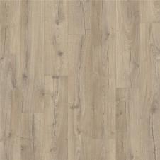 Ламинат влагостойкий Quick-Step IMU4663 IMPRESSIVE ULTRA  Дуб серо-бежевый, однополосный