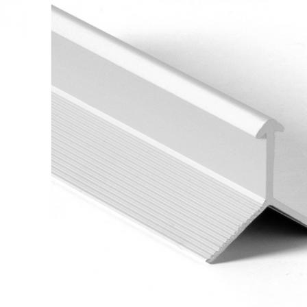 Алюминиевый профиль для отделки CLICWALL внешний угол 2785*30*23 мм