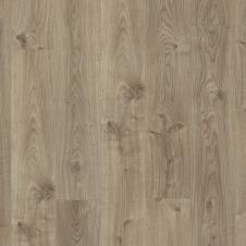 Кварцвиниловая плитка Quick-Step RBACL40026 BALANCE RIGID CLICK Дуб коттедж серо-коричневый