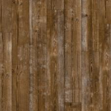 Виниловая плитка Quick-Step PUCL40075 PULSE CLICK КОРИЧНЕВАЯ СОСНА, кварцвиниловая плитка