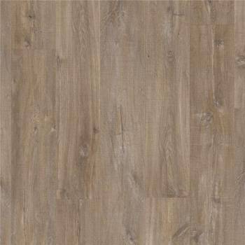 Виниловая плитка  Quick-Step BACL40059 BALANCE CLICK Дуб каньон темно-коричневый пиленый, 1-полосная