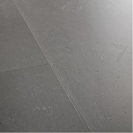Кварцвиниловая плитка Quick-Step RAMCL40140 AMBIENT RIGID CLICK Шлифованный бетон серый