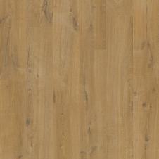 Виниловая плитка Quick-Step RPUCL40203 PULSE RIGID CLICK Дуб хлопковый бежевый натуральный, 1-о полосный
