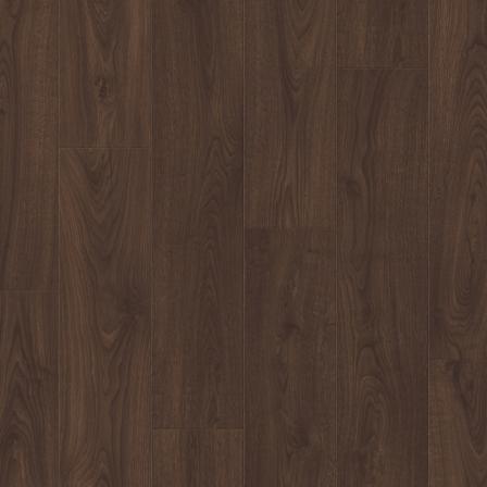 Ламинат влагостойкий Quick-Step CLM4092 CLASSIC Дуб горный темно-коричневый, 1-о полосный