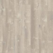 Виниловая плитка Quick-Step PUCL40083 PULSE CLICK ДУБ ПЕСЧАНЫЙ ТЕПЛЫЙ СЕРЫЙ, кварцвиниловая плитка