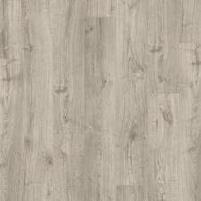 Виниловая плитка Quick-Step PUCL40089 PULSE CLICK ДУБ ОСЕННИЙ ТЕПЛЫЙ СЕРЫЙ, кварцвиниловая плитка