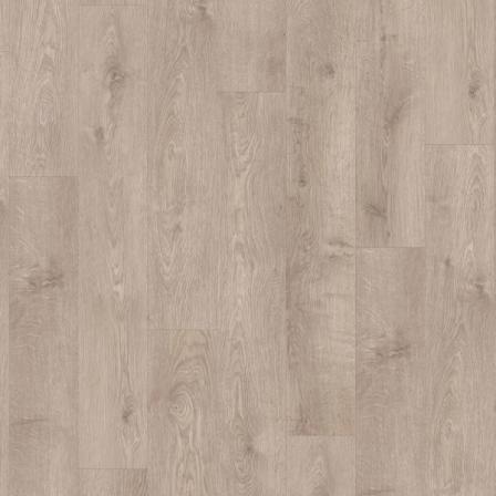 Виниловая плитка Quick-Step BALANCE CLICK ЖЕМЧУЖНЫЙ СЕРО-КОРИЧНЕВЫЙ ДУБ BACL40133, 1-о полосный