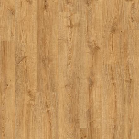 Виниловая плитка Quick-Step PULSE CLICK ДУБ ОСЕННИЙ МЕДОВЫЙ  PUCL40088, 1-о полосный