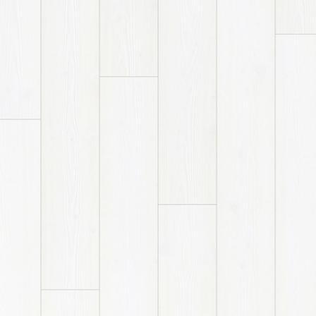 Ламинат влагостойкий Quick-Step IMU1859 IMPRESSIVE ULTRA БЕЛОСНЕЖНЫЙ, 33 класс