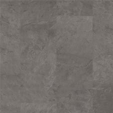Виниловая плитка  Quick-Step AMGP40034 Ambient Glue Plus Сланец серый