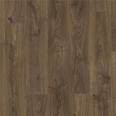 Виниловая плитка  Quick-Step Balance Glue Plus Дуб коттедж темно-коричневый BAGP40027
